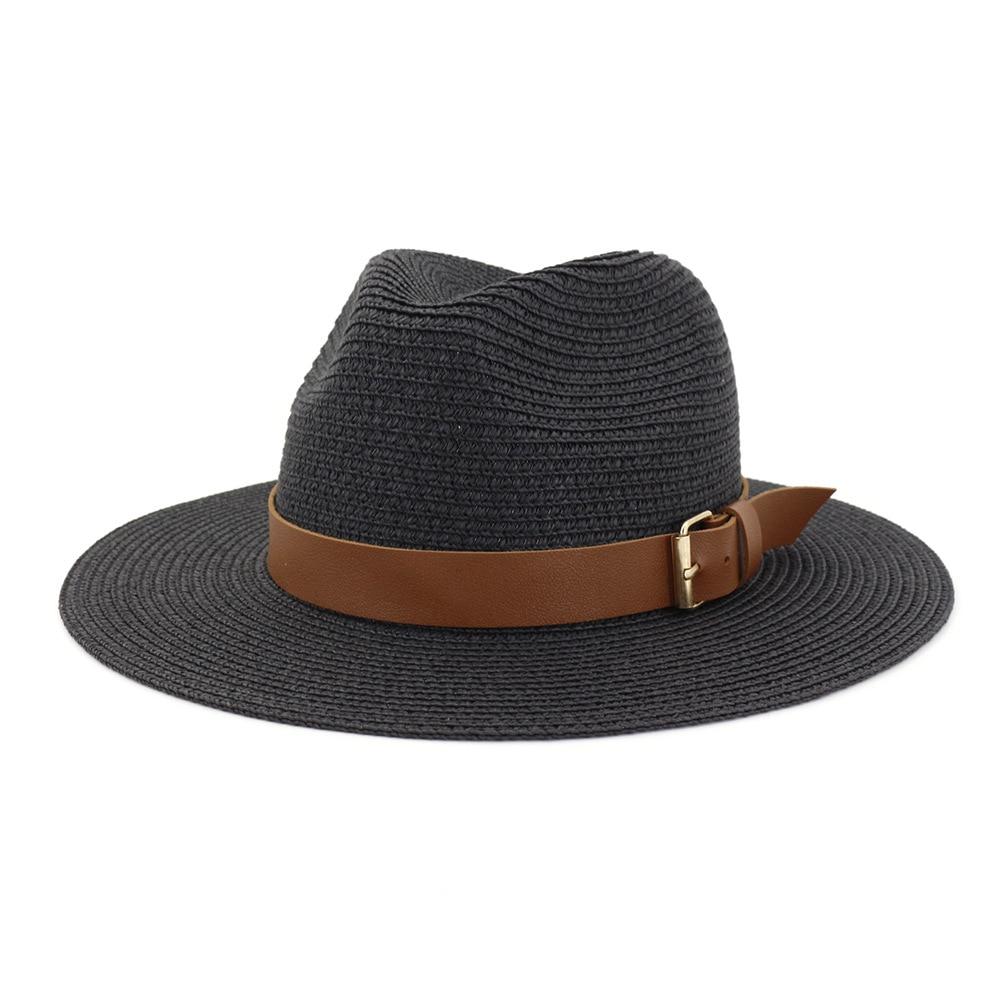 Travelers Ourtdoors on Foot Fisherman Hat Man Camping Men Plus Size Bucket Hat Sun Cap Male Big Size Straw Fedora Hat 60cm