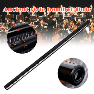 Hot Sale Bamboo Flutes Chinese Traditional Musical Instruments Transverse Flutes X85