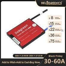 ديليجرين 20S 30A 40A 50A 60A 72 فولت PCM/PCB/BMS لبطارية ليثيوم 3.7 فولت بطارية ليثيوم 18650 مجموعة بطارية ليثيوم