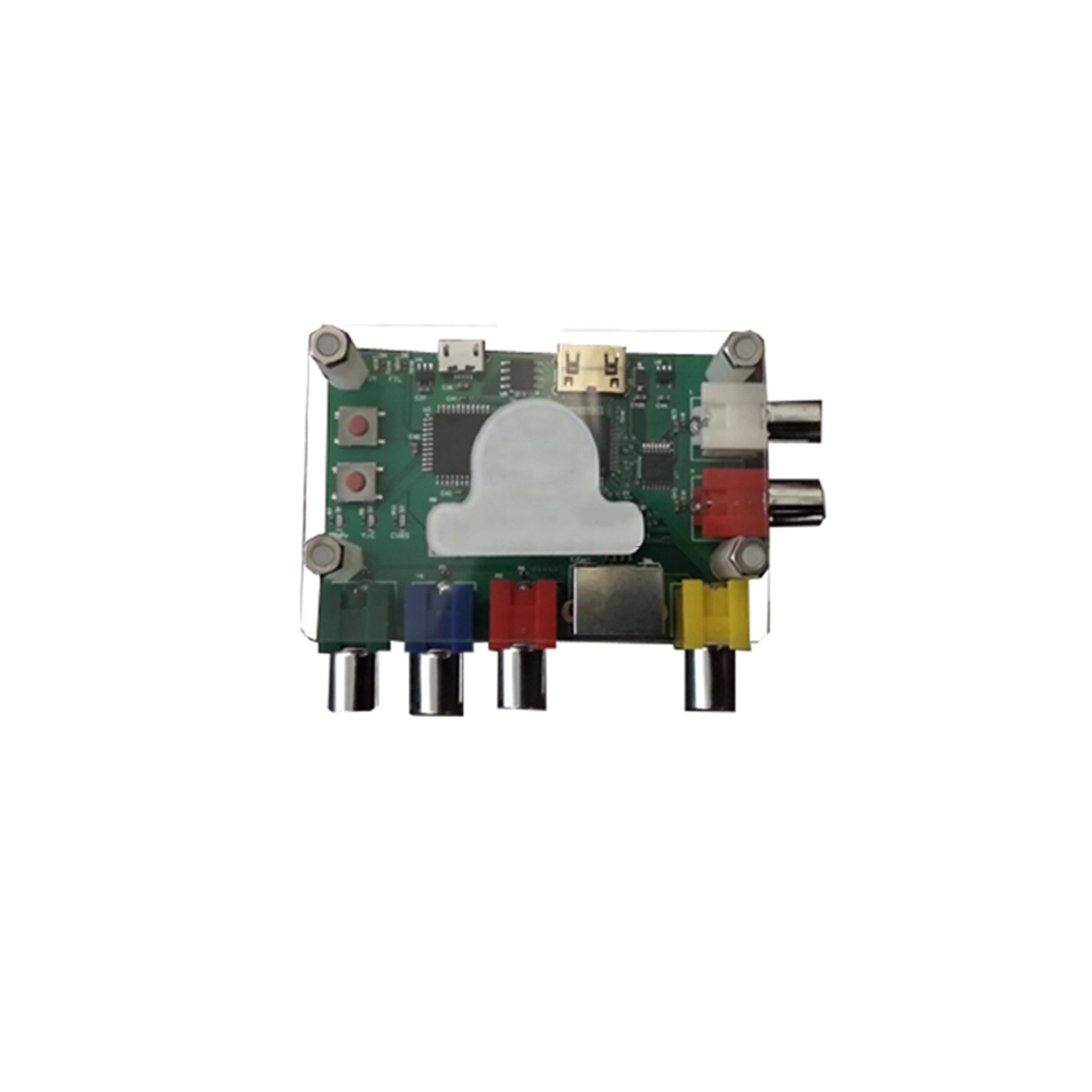 Replacement TINK 2X 480p HDMI Converter Board With Filter Effects For Retro Video Games For OSSC Tink2X Repair Parts