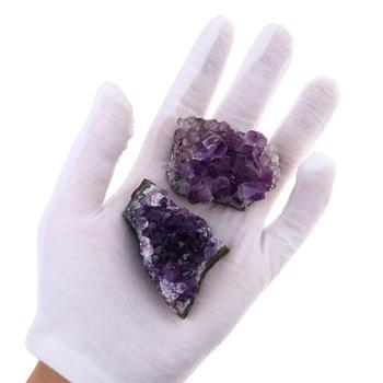 Naturalny sen ametyst kwarc kryształy klastra okaz uzdrawiający kryształ kamienie lecznicze i kryształy kobiety prezenty Lucky Crystal tanie i dobre opinie CN (pochodzenie) Miłość FENG SHUI Europa Kamień