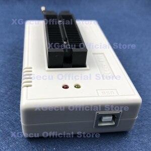 Image 4 - مبرمج إصدار أسود V10.27 XGecu TL866II Plus USB يدعم 15000 + IC SPI Flash NAND EEPROM MCU PIC AVR يحل محل TL866A TL866CS