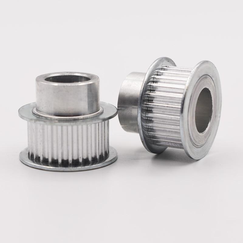 HTD3M 22T 5//6//6.35//7//8//10mm Bore 11mm Width Stepper Motor Timing Belt Pulley