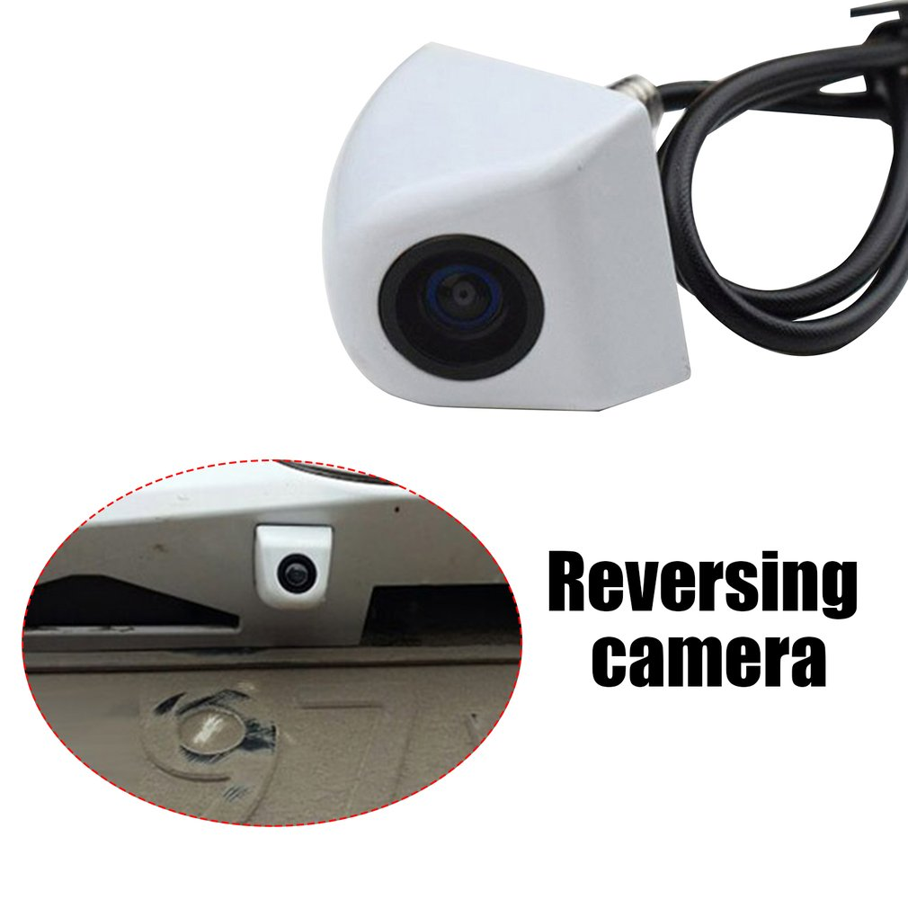 Parking Reverse Backup Camera Universal Small Korean Screw Plug CCD HD Car Vehicle Camera Night Vision