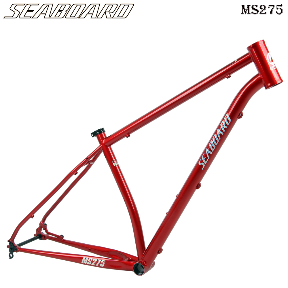 TSUNAMI Chrome 4130 MTB Bike Frame 27.5