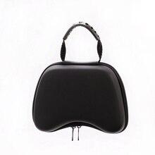 Пакет для геймпада EVA Защитная сумка для хранения с жесткой ручкой Портативная сумка для пыли легкая для Xbox One/Switch Pro