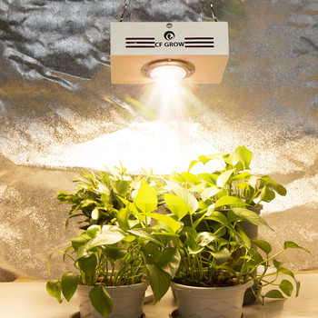COB LED Grow Light Full Spectrum 150W LED Plant Growth Lamp For Indoor Hydroponic Greenhouse Plants All Stage Growing Tent