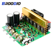 Subwoofer Audio Amplifier Board  2.1 Channel 240W High Power Amplifier Board AMP Dual AC18-24V DIY HIFI Stereo AMP Home Theater s 9000 home high power professional 5 1 bluetooth amplifier hifi theater amplifier