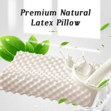 Latex Pillow Massage Pillows for Sleeping Orthopedic Pillow Kussens Oreiller Almohada Cervical Poduszkap Memory Pillow