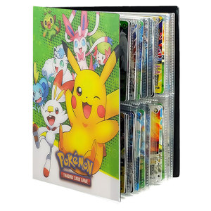 New Pokemon Cards Album Book Cartoon 80/240PCS TAKARA TOMY Anime Game Card GX EX VMAX Collection Folder Holder Children Toy Gift