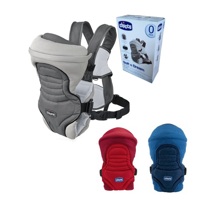 Canguru Baby Front & Back Hoodie Baby Carrier Hipseat