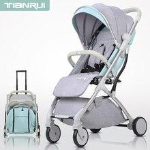 Babyyoya Tianrui Lightweight Portable Folding Baby Stroller