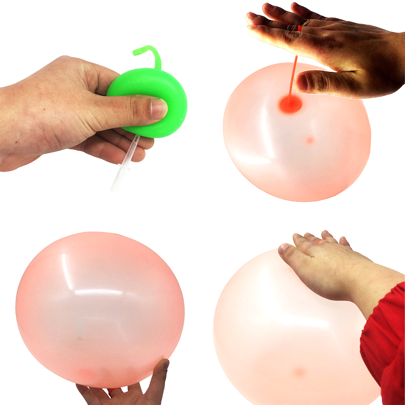 Baby Outdoor Amazing Bubble Balls Soft Air Water Filled Bubble Ball Blow Up For Children Toy Fun Party Game Summer Gift For Kids