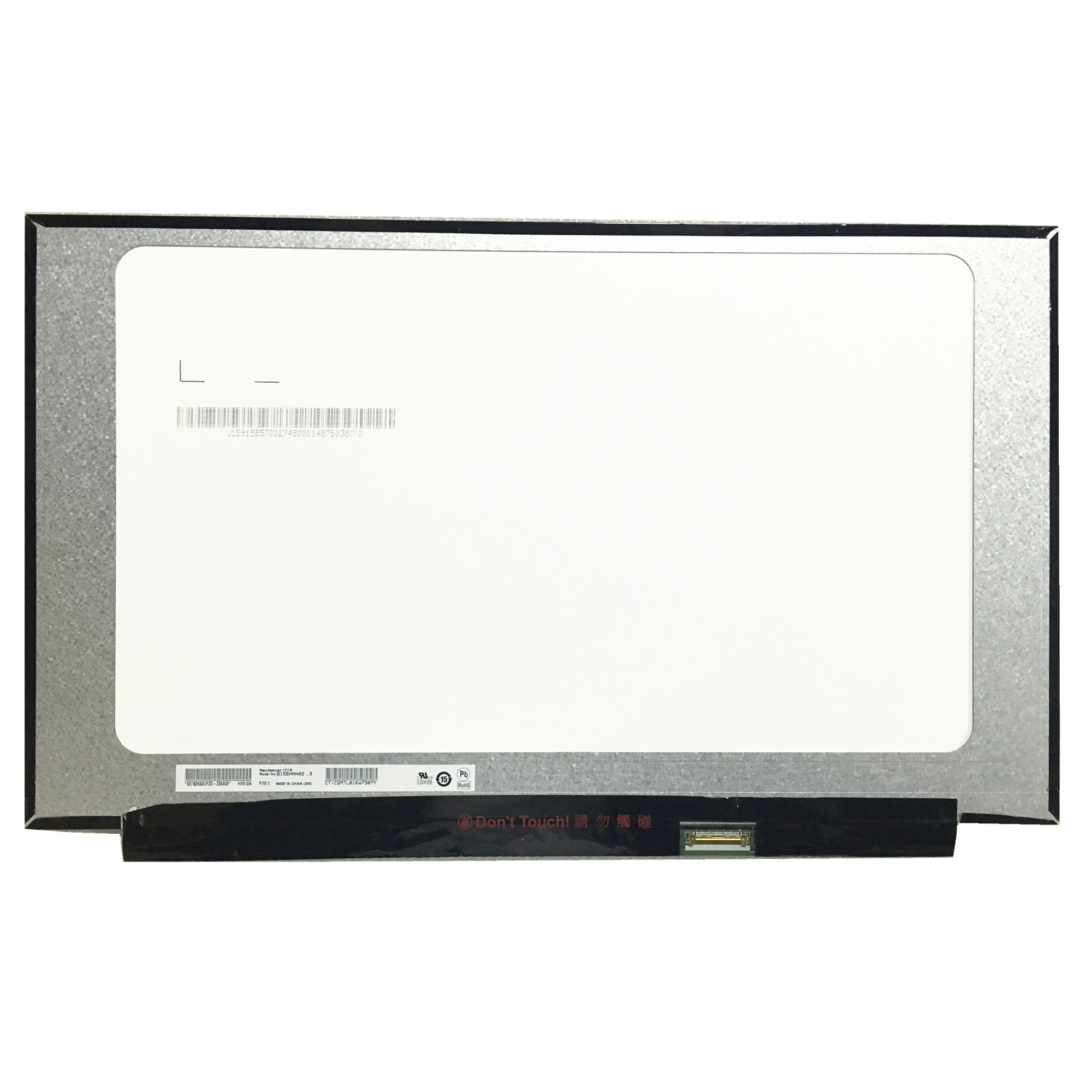 Free Shipping B156HAN02.3 B156HAN02.4 B156HAN02.2 B156HAN02.1 Laptop Lcd Screen 1920*1080 EDP 30Pins IPS