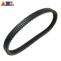Motorcycle Scooter Rubber Clutch Driven Belt Gear Pulley Belt For Can Am Maverick X3 R 4x4 900 Max Std XDS XRS XMR Turbo DPS