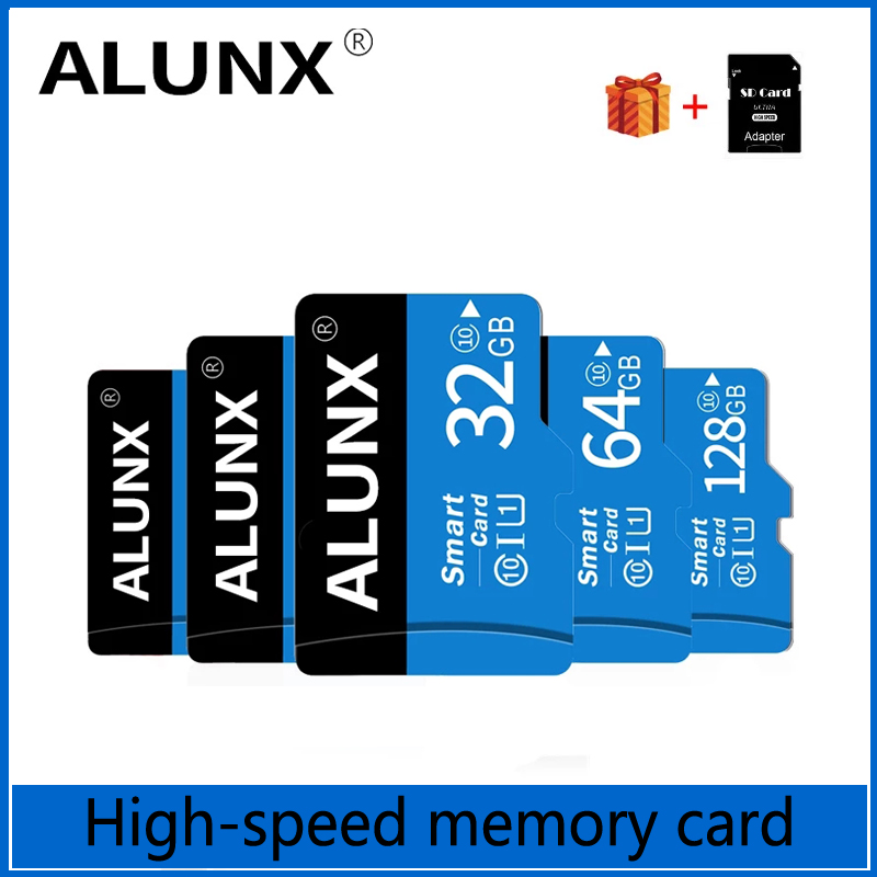 Micro SD Memory Cards 8GB 16 GB 32 GB High Speed 64GB Class 10 Storage Micro SD Card 128gb 256gb TF for Phone/Tablet PC