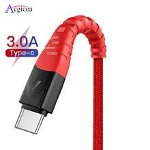 Зарядный кабель usb type c для samsung s20 s10 быстрой зарядки