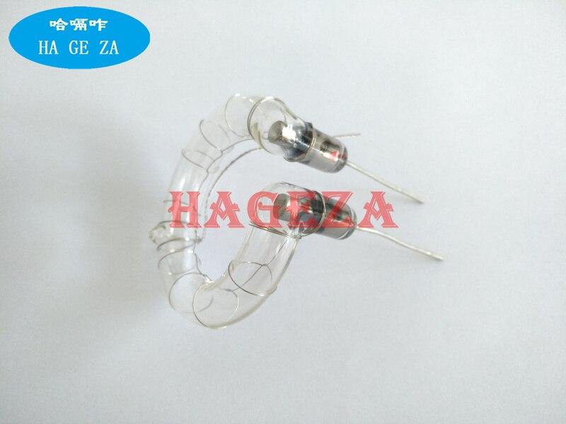 New power 1200W ring Flash Tube Xenon lamp Flashtube Repair Part SPEEDLIGHT temperature 5500K (kelvin)|Flash Parts| |  - title=