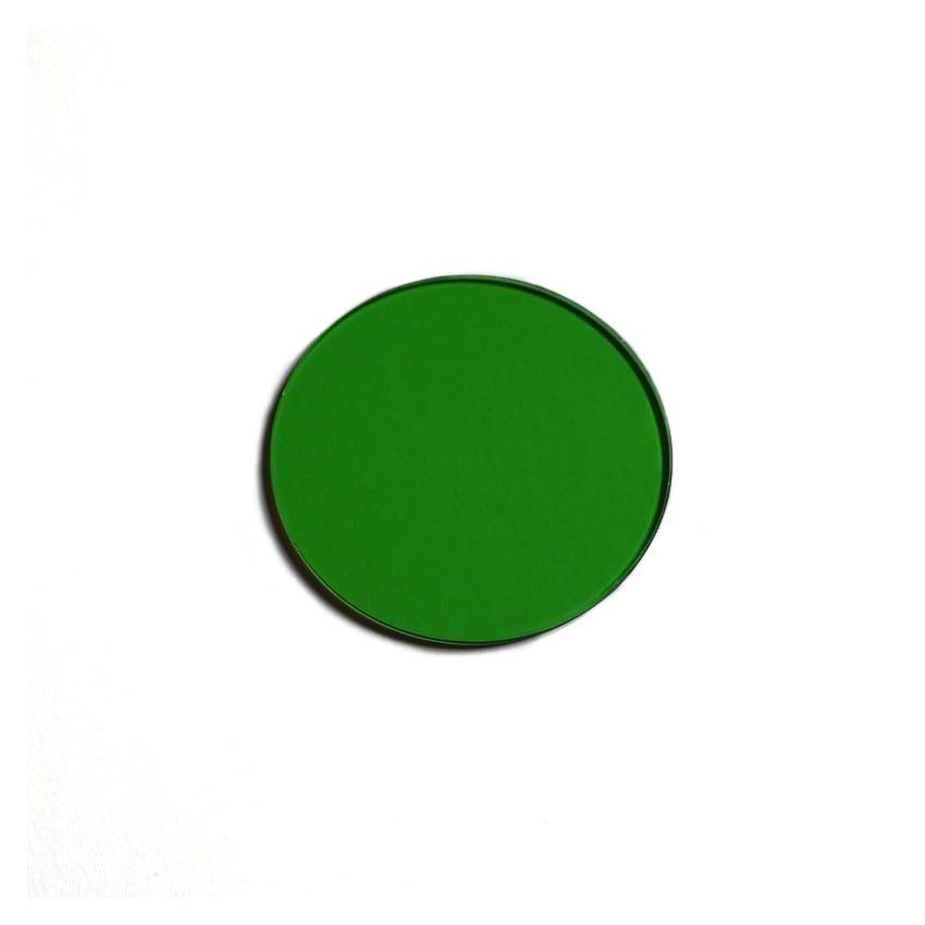 LB17 Glass Green Filter 25*2mm