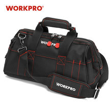 Organizer Bags Canvas-Tool Electrician-Bag Workpro-Tool Repair-Installation Multifunction