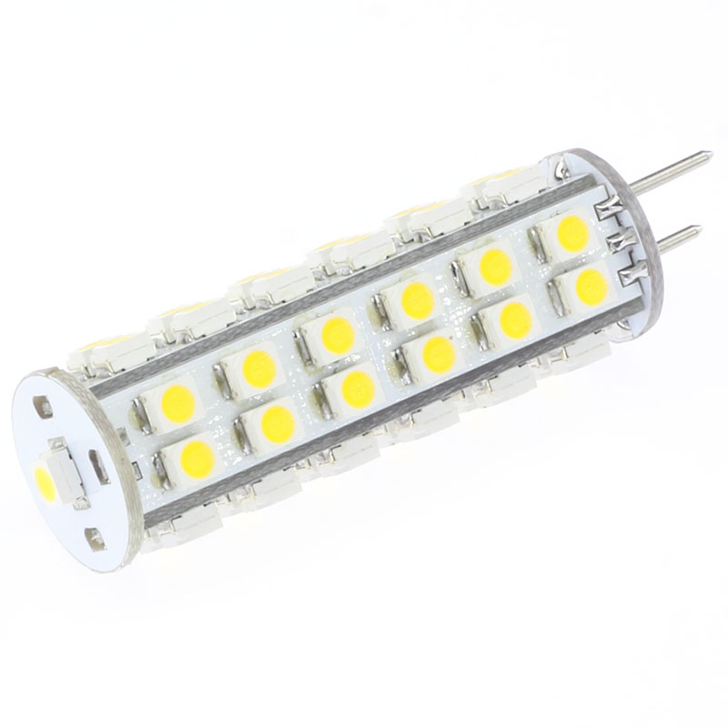 Dimmable GY6.35 Led G6.35 Corn Bulb 51leds 3528SMD White Warm White 12V 24V 3W Super Bright High Power Lighting 1pcs/lot