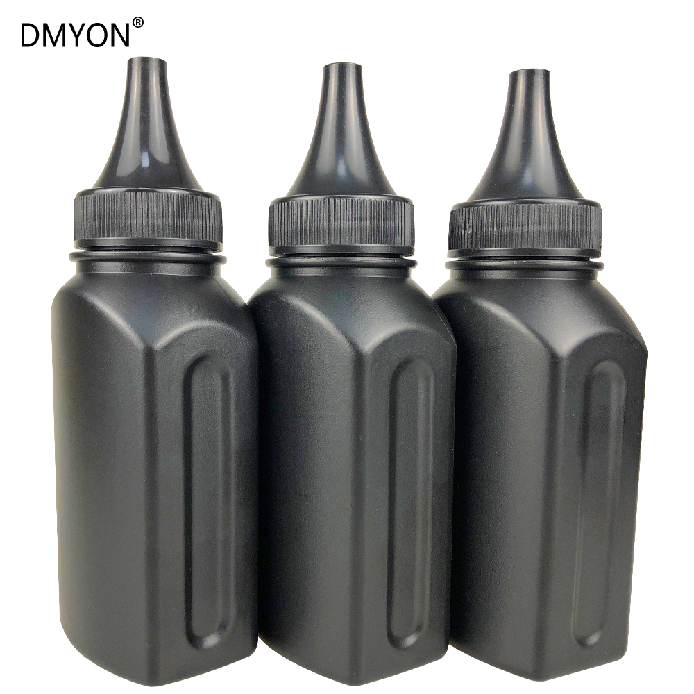 DMYON 3 Bottle 80g/pc Toner Powder Toner Refill For TN1000 TN1030 TN1050 TN1060 TN1070 TN1075 TN1020 TN1035 TN1040