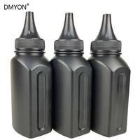 DMYON 3 Bottle 80g/pc Toner Powder Toner Refill for TN1000 TN1030 TN1050 TN1060 TN1070 TN1075 TN1020 TN1035 TN1040|powder toner|powder toner refill|toner refill -