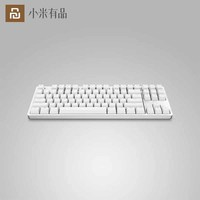 Hot Youpin yuemi Mechanical Keyboard 87 keys Wired Usb Type C Cable With Led Backlight Computer Peripherals For Computer Office