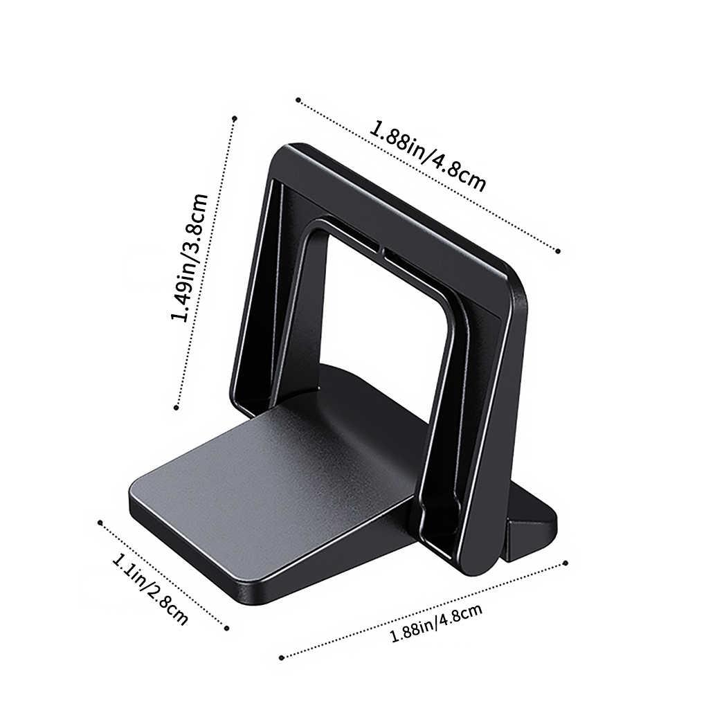 1 Piar מחשב נייד Stand עבור MacBook Pro אוניברסלי מחשב שולחני מחזיק מיני נייד קירור כרית מחברת Stand עבור Macbook אוויר