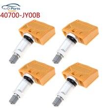 4 pcs 40700 JY00B For Nissan infiniti TPMS Tire Pressure Monitor System car accessories 40700JY00B