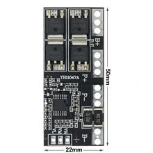 10 PCS 4S 30A Li Ion Batteria Al Litio 18650 Caricabatterie Bordo di Protezione 14.4V 14.8V 16.8V 4S BMS (Hei) c73