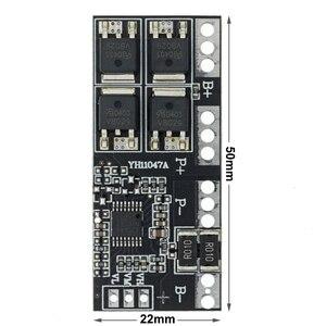 Image 1 - 10 PCS 4S 30A Li Ion Batteria Al Litio 18650 Caricabatterie Bordo di Protezione 14.4V 14.8V 16.8V 4S BMS (Hei) c73