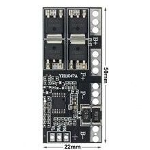 10 PCS 4S 30A Li Ion LITHIUMแบตเตอรี่ 18650 ป้องกันเครื่องชาร์จ 14.4V 14.8V 16.8V 4S BMS (Hei) c73