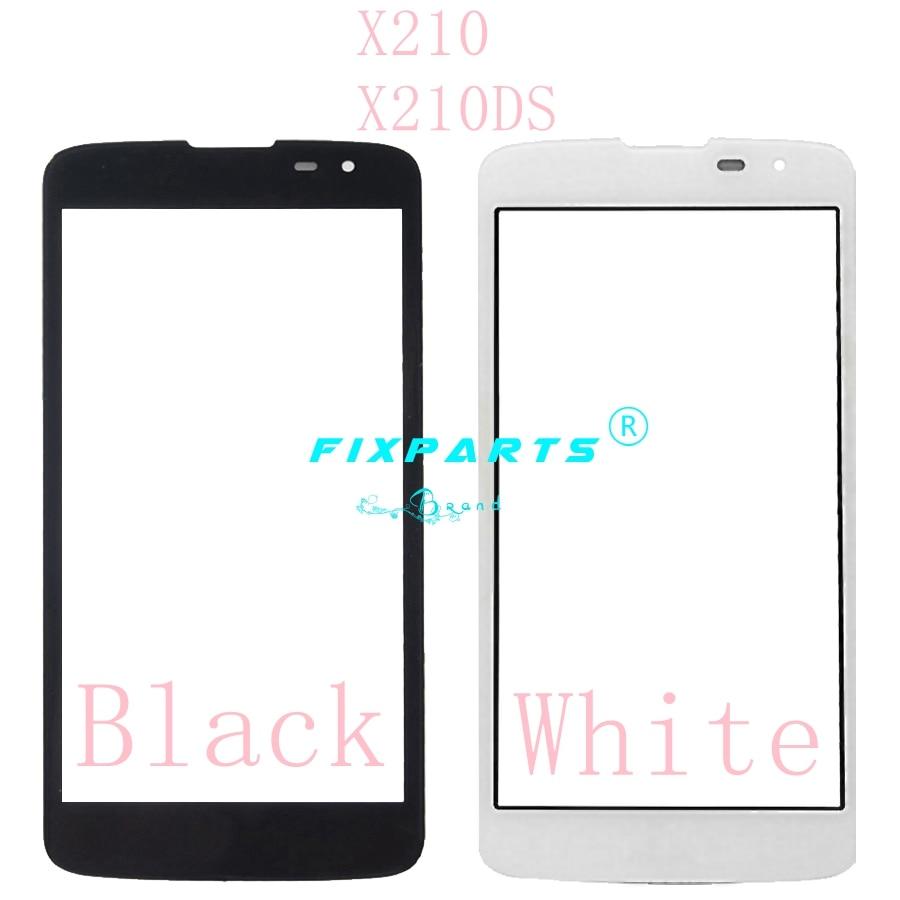 LG K7 Front Panel Sensor LCD Display Glass Cover Lens
