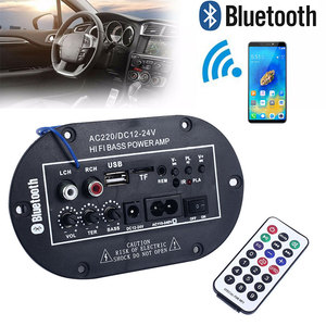 8inch Bluetooth Amplifier TF/U