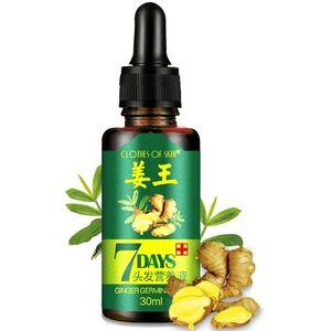 30ml Hair Growth Serum Essence for Adult Anti preventing Hair Loss alopecia Liquid Damaged Hair Repair Growing Faster(China)