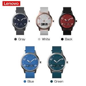 Image 2 - เดิมLenovoนาฬิกาผู้ชายผู้หญิงสมาร์ทนาฬิกา 80M Waterproof Heart Rateความดันโลหิตสมาร์ทนาฬิกาสำหรับXiaomi samsung