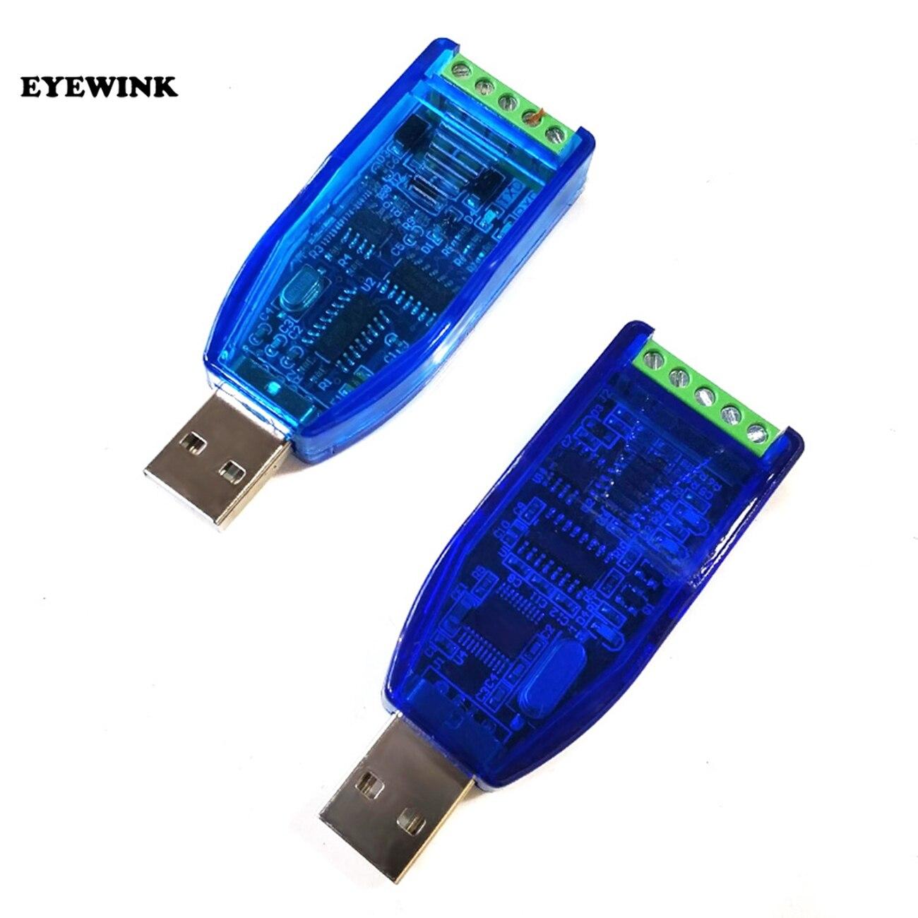 Промышленный USB к RS232 RS485 конвертер обновления защиты конвертер Совместимость Стандартный RS-485 Модуль платы соединителя