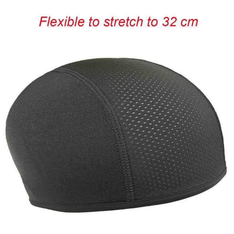 Casco kask Moto wewnętrzna czapka kapelusz szybkoschnący oddychający kapelusz czapka czapka na kask nasadka kopułkowa odprowadzanie wilgoci akcesoria motocyklowe