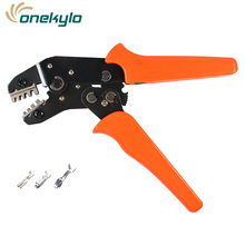 цена на SN-42B Crimping Tools for 0.1-1.5 mm2 SMC3PH2.0vh2.54 3.96 DuPont connector terminal Crimping pliers