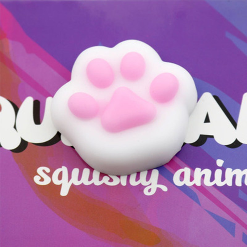 Mini Squishy Relief-Toys Mochi Sticky Ball Squeeze Funny Gifts Rising Cute Animal Soft img5