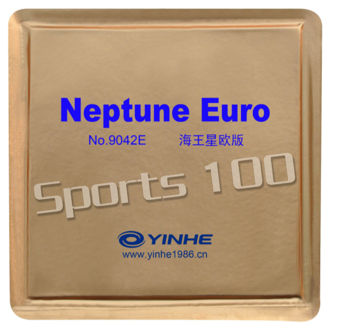 GALAXY YINHE Neptune Euro Rubber Without Sponge OX Topsheet/rubber With Sponge