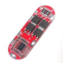 BMS 25A 3S 4S 5S 18650 литий-ионная литиевая Батарея схема защиты зарядная плата модуль PCM полимерный аккумулятор Lipo ячейка PCB