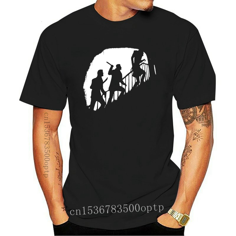 Supernatural Sam and Dean with Nosferatu T Shirt Size S-3xl Mens T-Shirts Short Sleeve Trend Clothing Men Summer Style