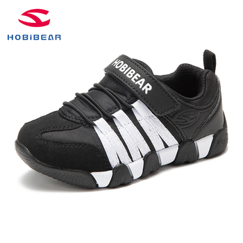 HOBIBEAR Boy Girl  Running sneakers  Shoes O Kids Shoes Breathable Boys Girls Sport Shoes for Free shipping AS3375 spring leather boys running shoes pink kids sneakers girl white little boys shoes sport kids shoes kids fashion shoes