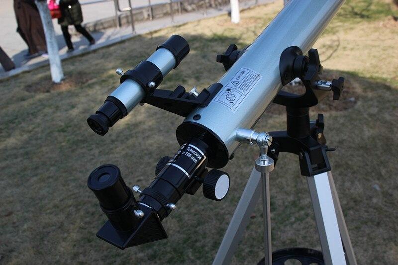 telescópio observação do espaço