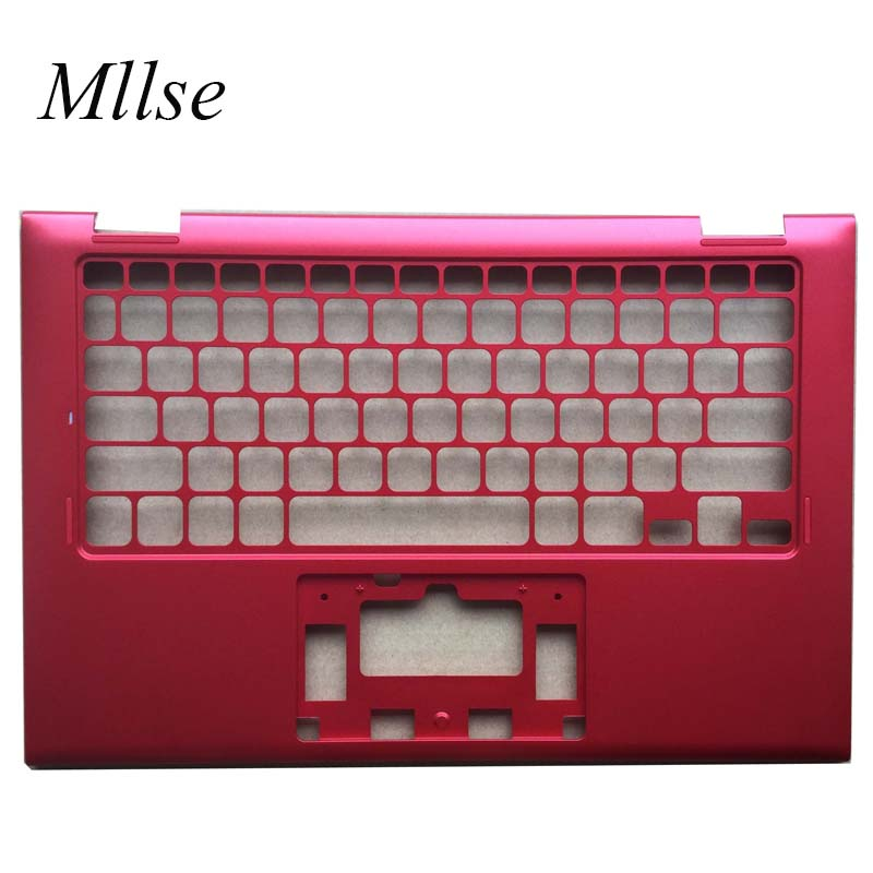 Free Shipping NEW Laptop Palmrest For <font><b>DELL</b></font> Inspiron 11-3147 3147 3148 <font><b>P20T</b></font> red 0PFF89 PFF89 case upper keyboard bezel top cover image