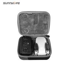 Sunnylife Защитная сумка для хранения чехол для переноски для DJI Mavic мини Дрон пульт дистанционного управления аксессуары