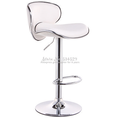 30%1B Lift Bar Chair Front Desk Bar Stool Modern Minimalist Bar High Stool High Back Stool