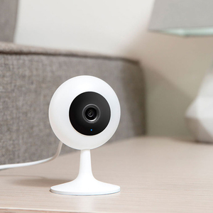Smart Camera Populaire Versie 720 P HD Draadloze Wifi Infrarood Nachtzicht 100.4 Graden IP Home Cam work with mi home app